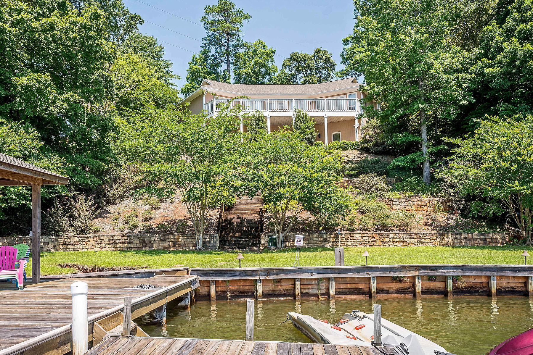 Lakeside at 231 Lakeview Ridge Circle in StillWaters, Lake Martin ...