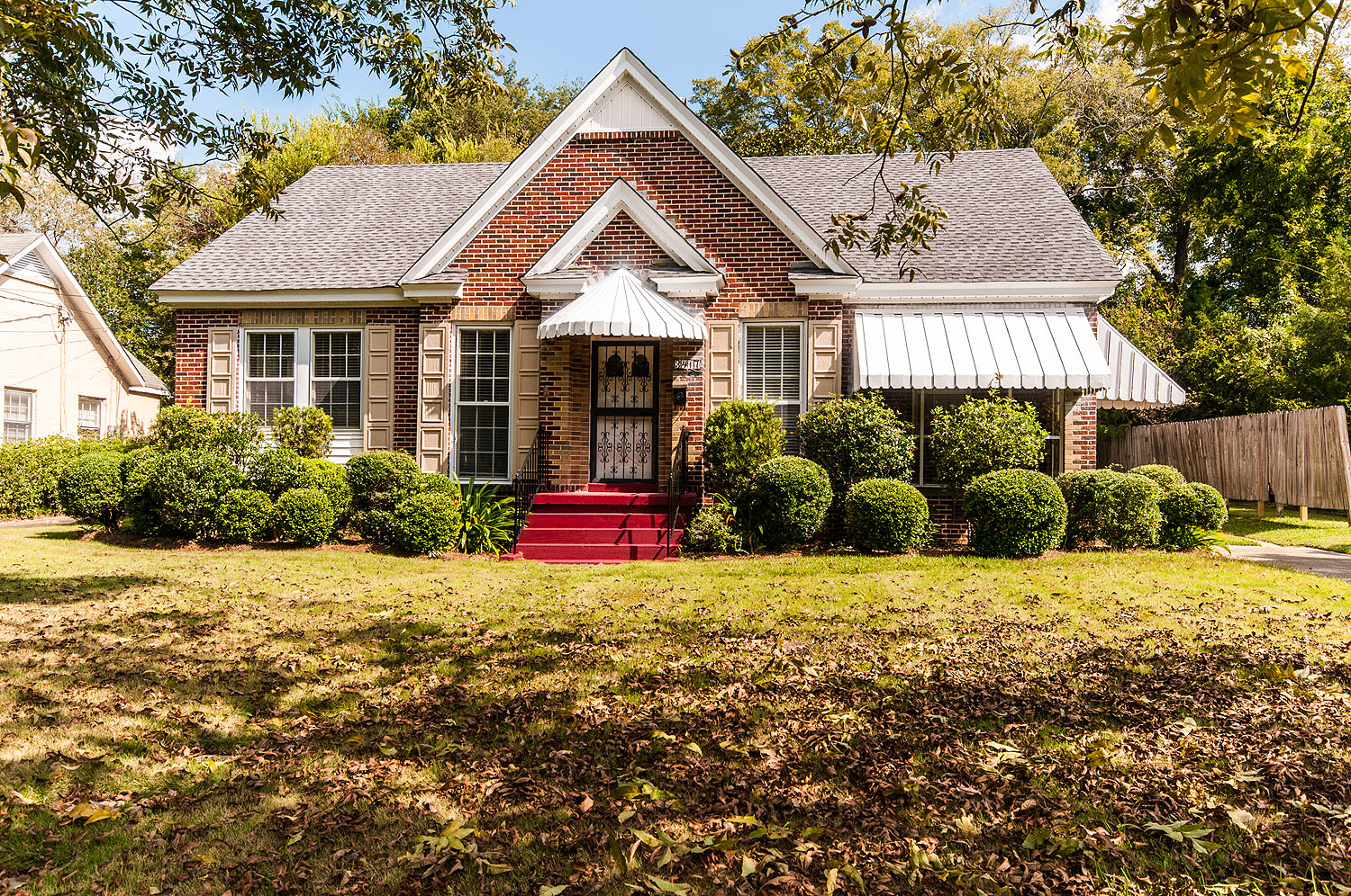 Montogmery al historic homes for sale cloverdale 3417 for Historic homes for sale in alabama
